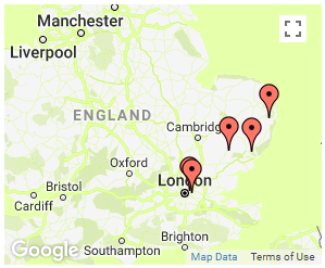 Associated Waste Group UK locations