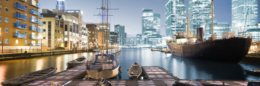 Picture of Canary Wharf, London
